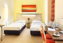 Двухместный номер с двумя кроватями в VIENNA HOUSE EASY CHOPIN PRAGUE