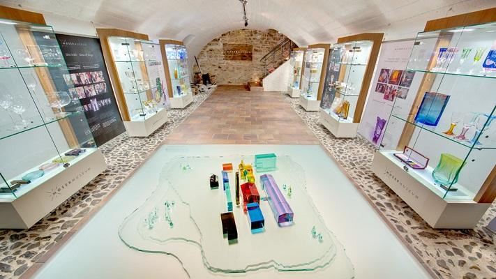 Музей Мозер в Карловых Варах