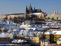 Лучшие достопримечательности Праги зимой