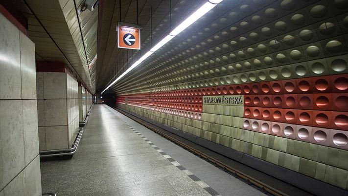 Проезд в пражском метро