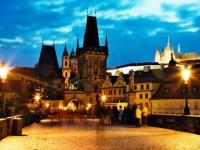 Апрель в Праге