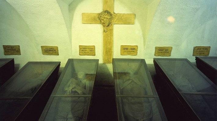 Монастырь капуцинов в Брно