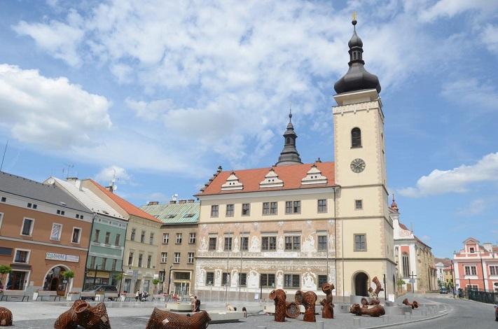 Здание старой ратуши в Брно