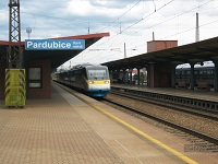 Расстояние между Пардубице и Прагой