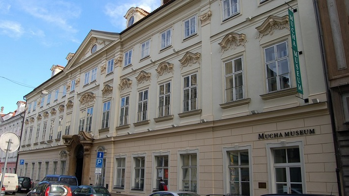 Пражский музей Альфонса Мухи