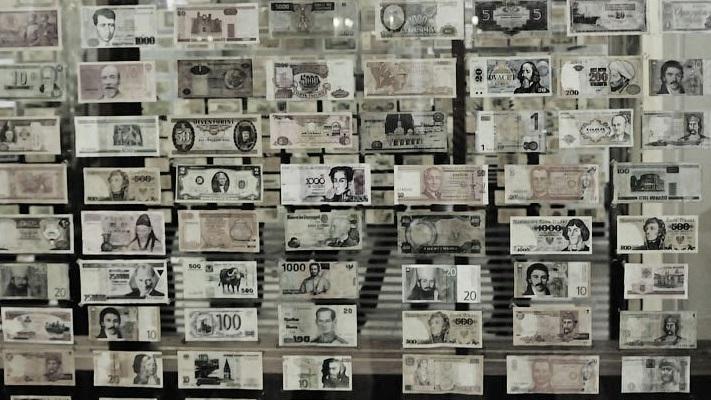 Обмен денег в Праге