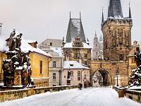 Туристические достопримечательности Праги зимой