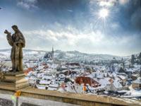 Достопримечательности Праги зимой