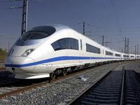 Фирменный поезд Москва-Прага