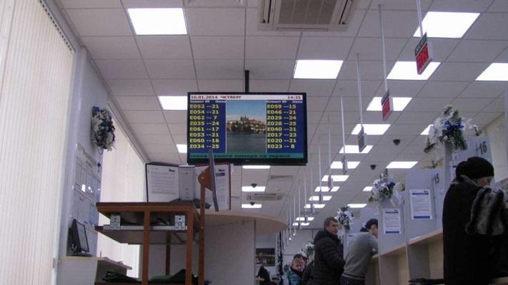 Виза в визовом центре Чехии