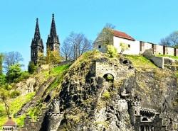 Вышеград в Праге фото