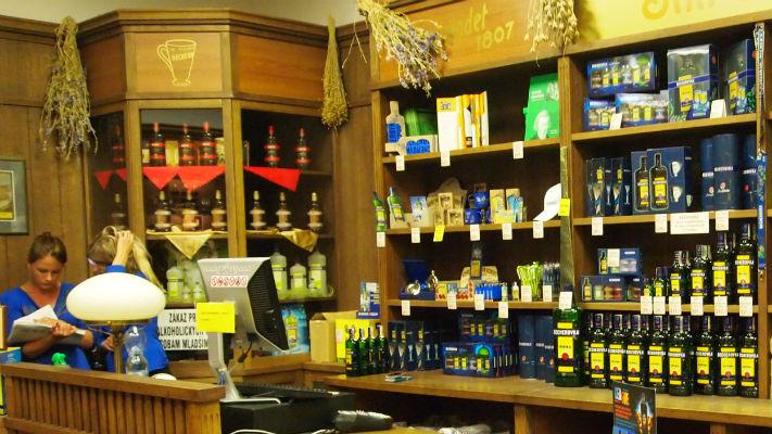 Магазин Бехеровки фото