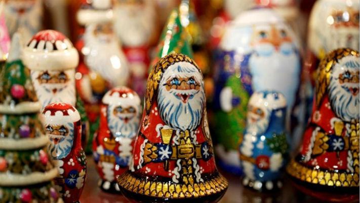 Новогодняя Чехия фото
