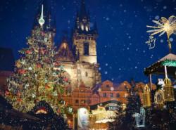 Чехия на Новый год 2015 фото