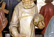 Фигура апостола Варнавы