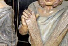 Фигура апостола Андрея