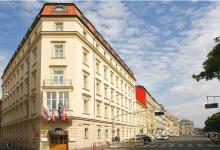 Здание отеля VIENNA HOUSE EASY CHOPIN PRAGUE