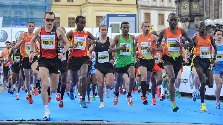 Пражский марафон
