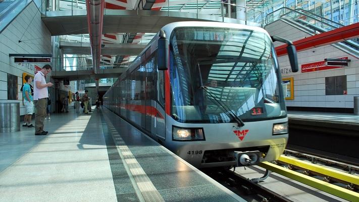 Станция пражского метрополитена