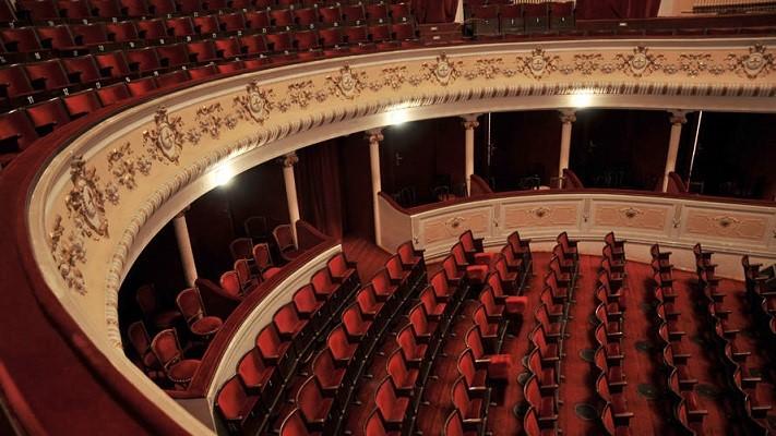 Театр Редута в Брно