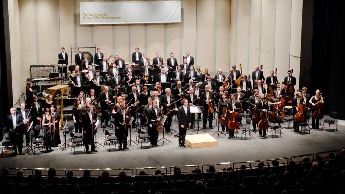 Фестиваль симфонической музыки в Брно