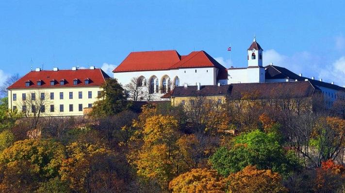 Замок Шпильберг в Брно