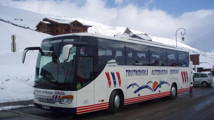 В Прагу из Пардубице на автобусе