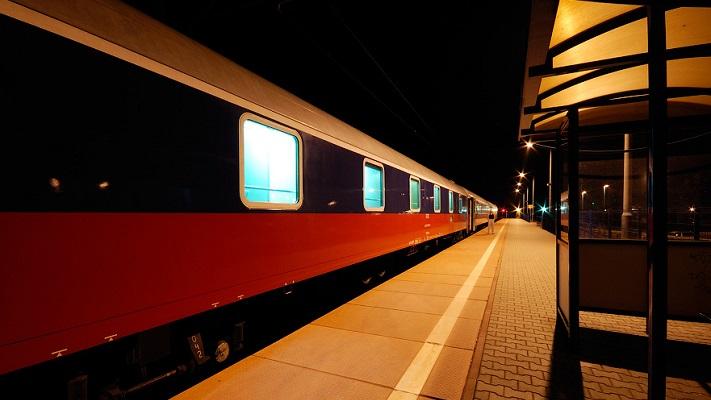 Поезд Влтава фото