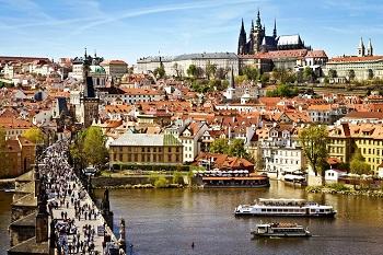 Карлов мост в Праге Чехия