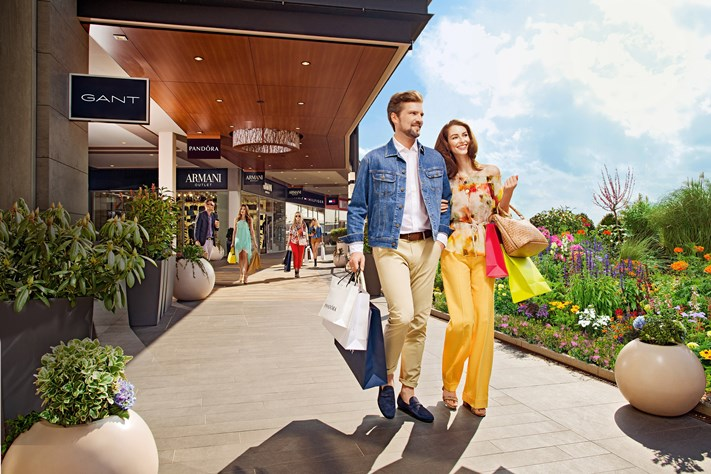 Аутлет в Праге Fashion Arena Prague Outlet