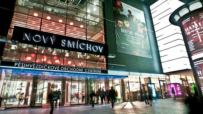 Новый Смихов в Праге