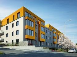 Новый дом в Праге