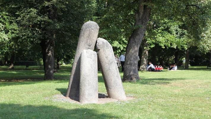 Вышеградская чертова колонна