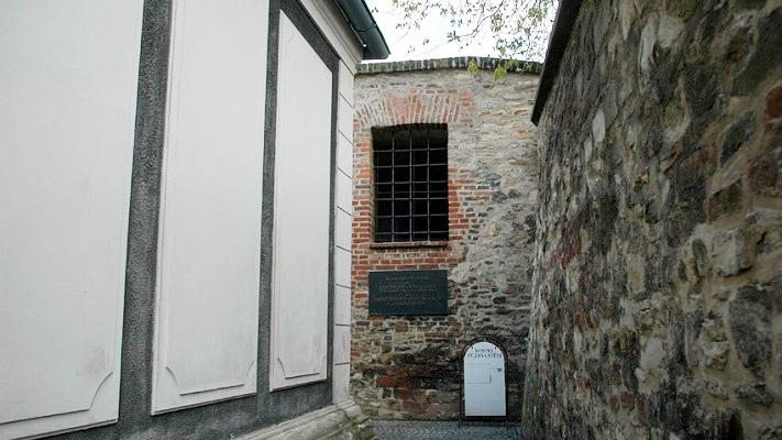 Невидимая церковь в Вышеграде
