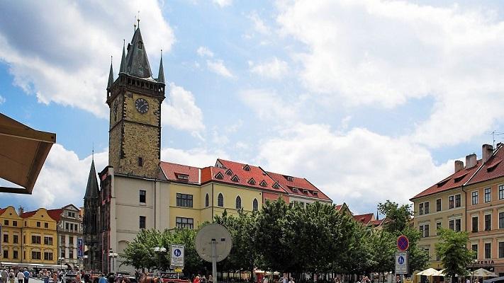 Современный вид ратуши