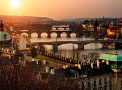 Мосты в Праге фото